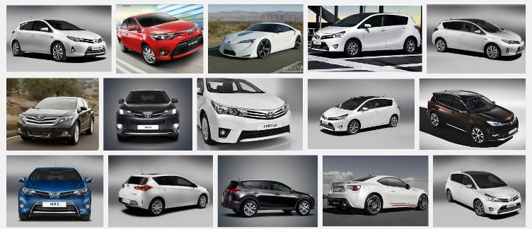 new toyota car financing